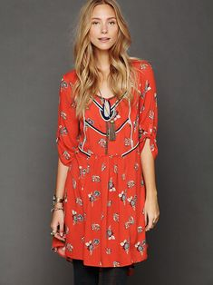 perfect dress for not-so thin days