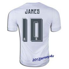 c4f08bab7 Iker Casillas Real Madrid Home Jersey. u4pay · Real Madrid 15 16 Soccer  Jerseys