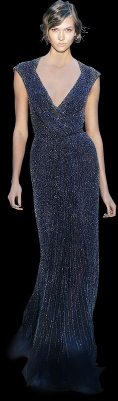 Elie Saab - gorgeous colour -- www.whitesrose.etsy.com Go here for your Dream Wedding Dress & Fashion Gown!