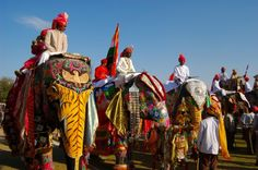 The landscape of #Rajasthan showcases colorful culture of the glorious past through its eventful #festivals that not only inspire the localities but also tourists from far flung areas