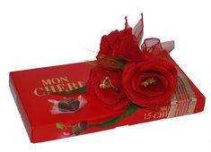 Mon Cheri Gift Mon Cheri, Napkins, Tableware, Gifts, Dinnerware, Presents, Towels, Dinner Napkins, Tablewares