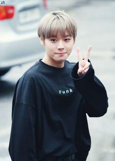 Wanna one park jihoon Kpop, Park Jihoon Produce 101, Pink Park, Korean Haircut, Cho Chang, Kim Jaehwan, Ha Sungwoon, Korean Music, 3 In One