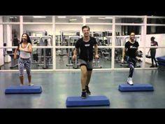 Aula de Step - Academia Unip - Unidade Tatuapé - com Jefferson Cézanne - YouTube Step Aerobics, Academia, Youtube, Videos, Fitness, Physical Activities, Take Care, Classroom, Elegant