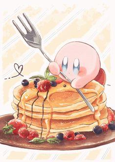 Cute Kawaii Drawings, Cute Animal Drawings, Kawaii Art, Kawaii Anime, Cute Pokemon Wallpaper, Kawaii Wallpaper, Cartoon Wallpaper, Nintendo, Animes Wallpapers