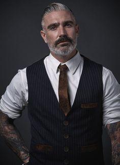Sheehan & Co. Lambskin Leather Tie