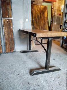 Купить Стол в лофт стиле. - стол, купить стол, купить стол лофт, индустриальный стиль