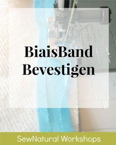 Hoe je zelf Biaisband maakt las je al eerder, hoe je het gebruikt is een heel ander verhaal ;-) Biaisband aanzetten kan een helebo...