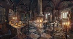 The Witcher 3 - Concept Art