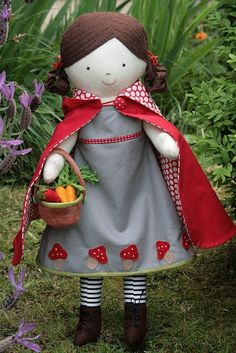 Awesome outfit idea for the rag doll