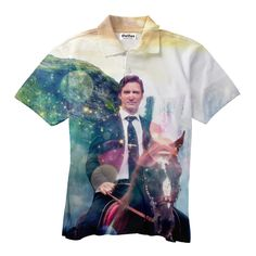 Dreamy Trudeau Youth T-Shirt by Shelfies Never Fade, Youth, Men's Polo, T Shirts For Women, Polo Shirts, Prime Minister, Tees, Fabric, Prints