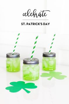 The TomKat Studio Blog | Fun Ideas for St. Patrick's Day - Desserts, recipes, printables, crafts + more!