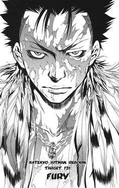Katekyo Hitman Reborn 131 Page 3 Hitman Reborn, Reborn Katekyo Hitman, Manga Comics, Marvel Comics, Comic Books Art, Comic Art, Reborn Manga, Sun Ken Rock, Character Art
