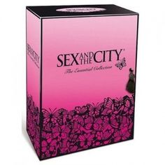 Sex And The City Complete box set 19 Disc. £30.99 Next day delivery available! http://www.ebay.co.uk/itm/Sex-And-The-City-seasons-1-2-3-4-5-6-Complete-box-set-19-Disc-collection-DVD-/251761472688