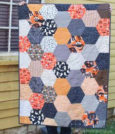 Autumn Inspiration: 5 Free Fall Quilt Patterns