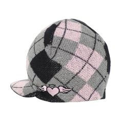 d6244a34da8 Custom Pink Argyle Beanie. Unique Baby Shower GiftsTrendy BabyBaby Hats ...