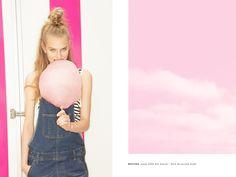 #summer #lookbook #ss15 #women #womencollection #tshirt #stripes #overalls #denim #jeans #mustang #regular