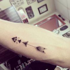 Mrs. Marina | Dr. Woo's amazing minimalistic tattoos