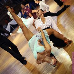 Out of control Latin ballroom dancing! Talk about trusting your partner! Your Body is a Wonderland http://www.pinterest.com/wineinajug/your-body-is-a-wonderland/