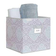 Laura Ashley Winchester Storage Cube
