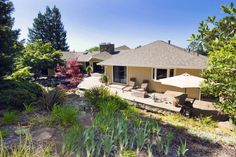 Sparkling natural pool and spa area. Napa Valley country club lifestyle! Additional photos and information at http://naparealestatematch.com/listing/198-westgate-dr-napa-ca-94558/