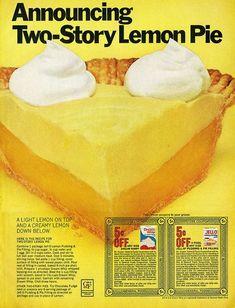 Jello - Lemon Pie | Flickr - Photo Sharing!