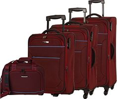 travelite Derby Reiseset Kofferset 4-tlg - http://city-talk.eu/travelbags/?product=travelite-derby-reiseset-kofferset-4-tlg
