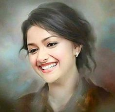 What a beautiful Beautiful Girl Indian, Most Beautiful Indian Actress, South Actress, South Indian Actress, Indian Heroine, Actor Picture, Beauty Full Girl, India Beauty, Beauty Art
