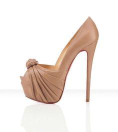 Fashion platform shoes ladies fancy shoes high heel 6 inch