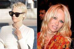 Wir sind schockiert (und begeistert)!!!! Pamela Anderson hat sich von ihrer Lockenmähne getrennt und trägt jetzt eine Kurzhaarfrisur