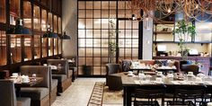 the vine restaurant chelsea new york by voyage in design