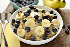 Blueberry-Banana-Nut-Oatmeal