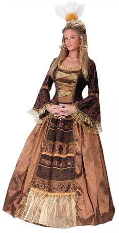Adult Baroness Costume
