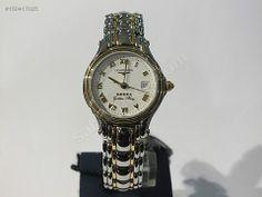 Longines Golden wing 18 altınlı bayan saati - Alışveriş / Saat / Kol Saati / Longines