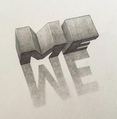 Amazing Sketching of Typography by Lex Wilson Artists are never spare because they have too much on their head and they get to pay the duty nonstop therefore they are always preoccupied but their focus never diverts because it is their job