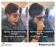 Kya patience hai!!  #agencylife