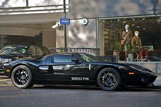 Ford GT 1000 RE