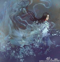 陈伟霆《蜀山战纪》【丁隐/丁大力】天穹一孤星,傲立正邪间。