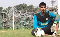 Gurpreet Singh Sandhu is an Indian footballer who has made history by becoming the first Indian ever to play in the Union of European Football Associations Europa League.