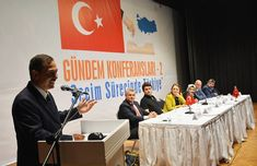 'Seçim sürecinde Türkiye' konferansı