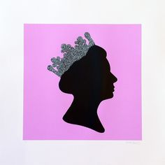 Diamond Jubilee limited edition print  from London