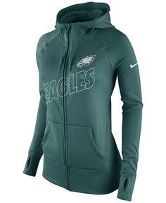 Nike Women's Philadelphia Eagles Stadium Ko Hoodie