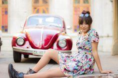 http://re.mu/LylaBleu #outfit #conjunto #estilo #remu #style #dress #vestido #drmartens #martens