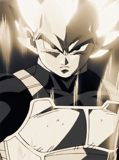 Vegeta: Super Saiyan // by Toei Animation (2013)