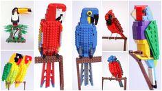 Love LEGO? Love Birds? Love LEGO Birds.