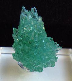 Pointed Green Apophyllite TOP specimen # 3570