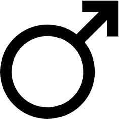 Mars Symbol. Mars is the natural ruler of the sign Aries, and also co-rules Scorpio.