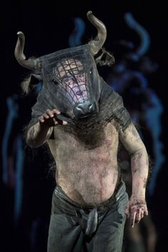 THE MINOTAUR (2008) - THE ROYAL OPERA -UK