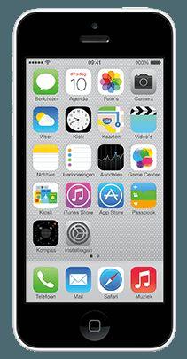 Apple iPhone 5c Wit