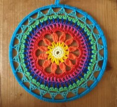 Crochet Shawl, Diy Crochet, Crochet Doilies, Crochet Flowers, Crochet Borders, Crochet Patterns, Crochet Home Decor, Dream Catcher Boho, Kids Gifts
