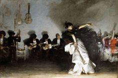 El Jaleo, John Singer Sargent